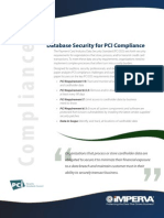 WP Database Security for PCI Compliance
