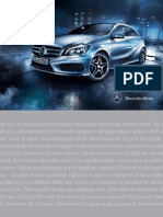 Mercedes-benz-A-class-w176 Brochure 02 8869 en Int 08-2012