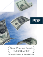 State Pension Funds Fall Off a Cliff