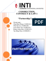 Partnership Law