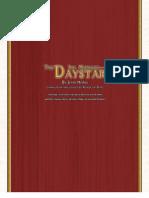 Ink Monkeys Irregulars - The Daystar