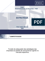 Estrategia PDD