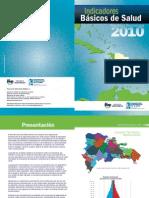 2010, Republica Dominicana Indicadores Basicos Salud