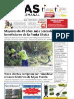 Mijas Semanal nº519 Del 22 al 28 de febrero de 2013