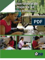 Situación laboral de las mujeres en Republica Dominicana.