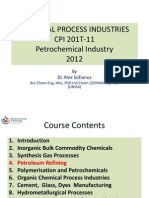 CPI201T 12 PetroChemical Industry