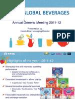 Agm 2011 12 Presentation