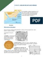 Analisis Plano Urbano