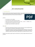 Tecnicas de Comunicacion-Documento 01