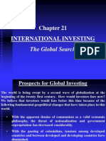 Chapter 21International Investing.ppt