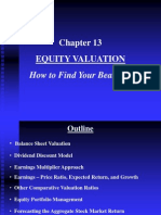 Chapter 13 Equity Valuation.ppt