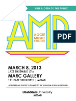 Aggie Music Project (AMP)
