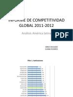 Informe de Competitividad Global 2011-2012