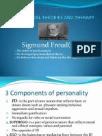 Psychosocial Theories in Nursing