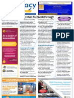 Pharmacy Daily for Fri 22 Feb 2013 - CSIRO flu breakthrough, Corum profit, Health priority, Guardian satisfaction and much more...