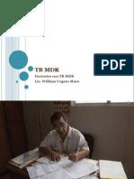 TB MDR