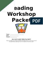 2013 - Readers Workshop Packet