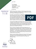 Mayor Rybak Letter to USOC CEO Blackmun