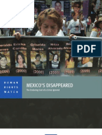 REPORT Mexico's Crisis of Enforced Disappearances