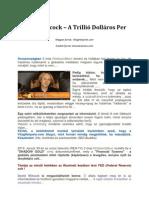 David Wilcock - Trillió Dolláros Per 34p - VilagHelyzete.com