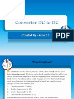 Converter DC to DC Power Point