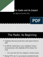 1920's Radio PowerPoint