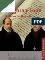 Góngora y Lope, símbolos del Barroco
