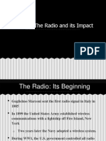 1920's Radio