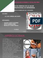 Hiperglicemia Expo Katy