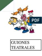GUIONES TEATRALES
