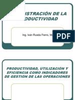 Administracion de La Productividad1