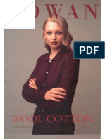 Rowan Wool Cotton