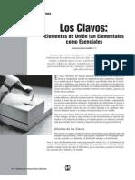 Proceso de Manufactura Del Clavo