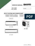 Technical Service Manual Kc186st 256st