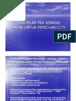 Tiga Pilar Pra Clts
