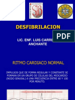 Desfibrilacion Sjb 2010 II