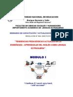 Modulo-fase Virtual, Seminario 2010