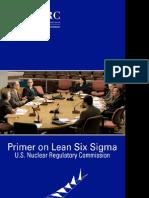 Primer on Lean Six Sigma - NRC