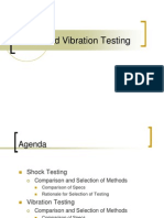 98777514 Mechanical Shock and Vibration Testing Ppt