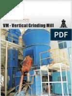 VM - Vertical Grinding Mill