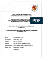 Laporan Pemeriksaan Sekolah Sm Teknik