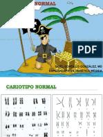 CARIOTIPO ANORMAL