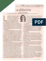 Fanni Muñoz - La ablación - entrela lealtad de grupo y la lucha por los derechos de las mujeres