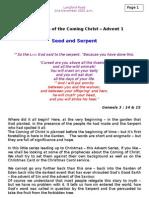 prophecies of the coming christ (1) l rd 2 dec 2001