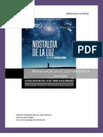 Informe Nostalgia de La Luz FINAL