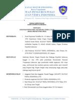 SURAT KEPUTUSAN (SK) JVC MASA BHAKTI 2013-2015.doc