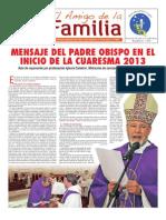 EL AMIGO DE LA FAMILIA - DOMINGO 24 FEBRERO 2013