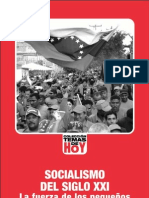 81241 Socialismo Siglo XXI