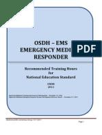 2011 OK EMR Guidelines