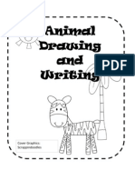 Animal Drawing Updated